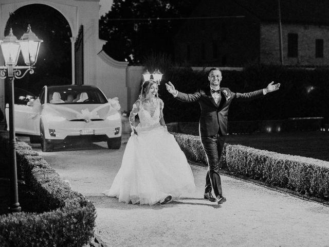 Il matrimonio di Vincenzo e Federica a Parma, Parma 124
