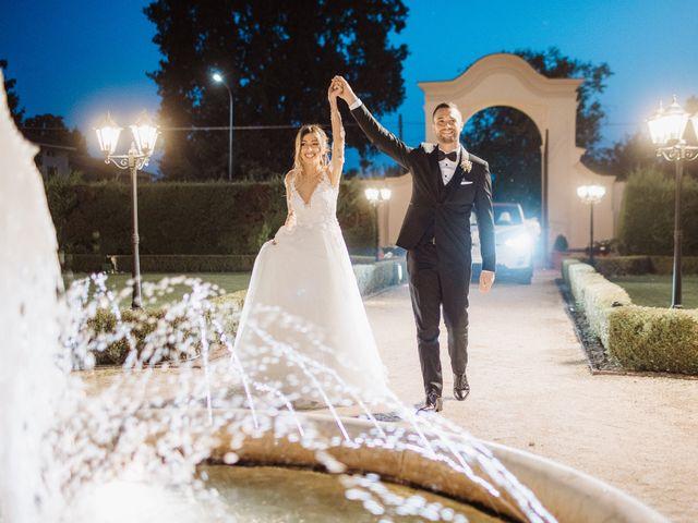 Il matrimonio di Vincenzo e Federica a Parma, Parma 125