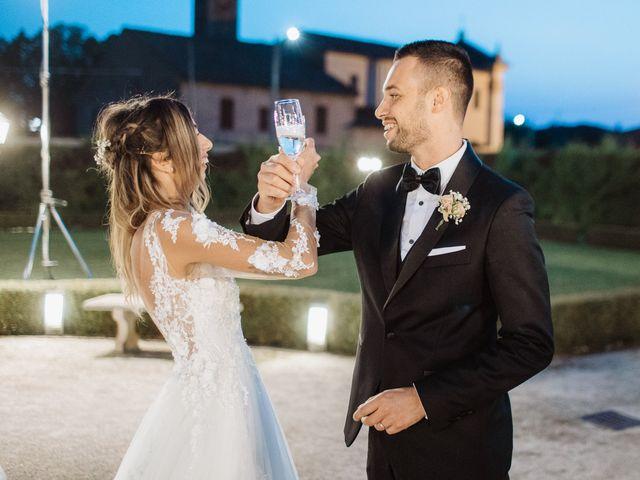 Il matrimonio di Vincenzo e Federica a Parma, Parma 126