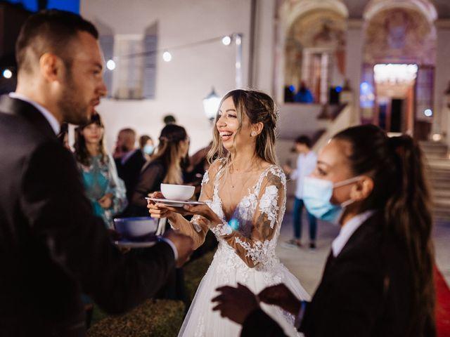 Il matrimonio di Vincenzo e Federica a Parma, Parma 127