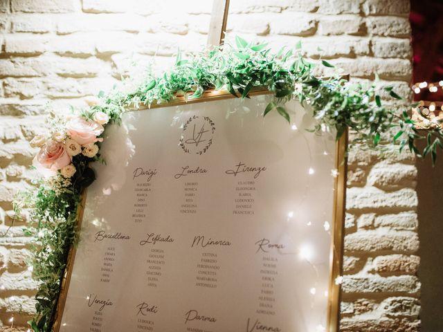 Il matrimonio di Vincenzo e Federica a Parma, Parma 130