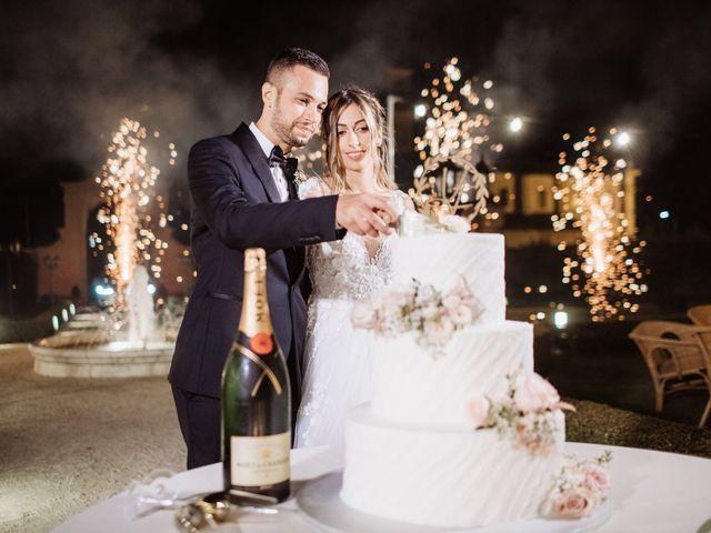 Il matrimonio di Vincenzo e Federica a Parma, Parma 147