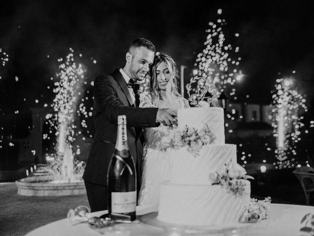 Il matrimonio di Vincenzo e Federica a Parma, Parma 148