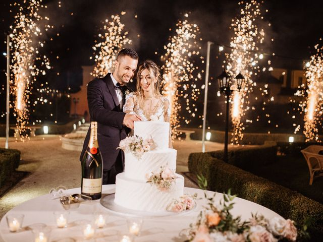 Il matrimonio di Vincenzo e Federica a Parma, Parma 149
