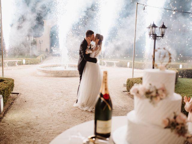 Il matrimonio di Vincenzo e Federica a Parma, Parma 153