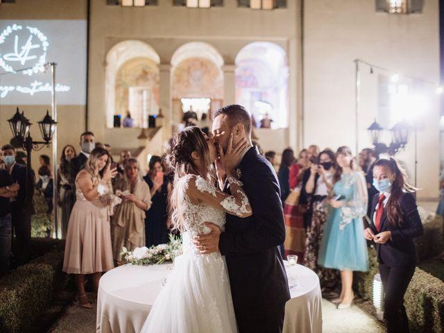 Il matrimonio di Vincenzo e Federica a Parma, Parma 155