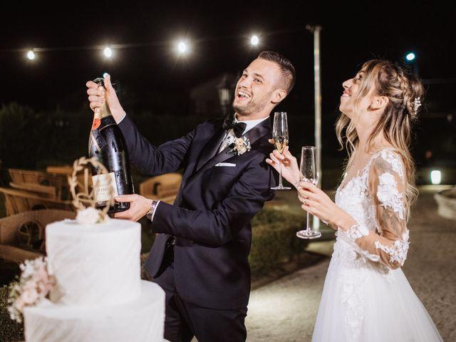 Il matrimonio di Vincenzo e Federica a Parma, Parma 157