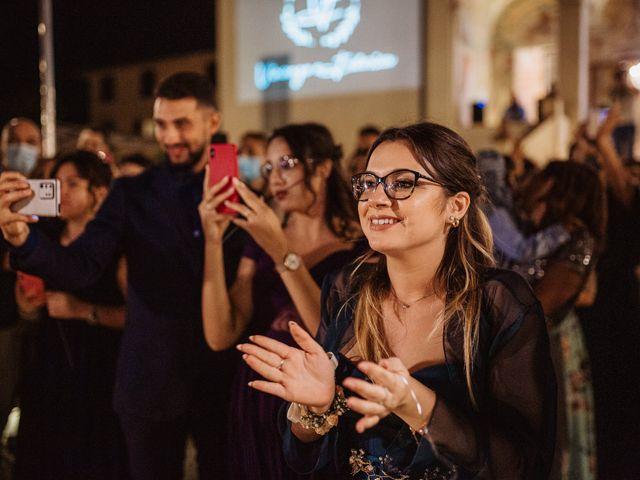 Il matrimonio di Vincenzo e Federica a Parma, Parma 161