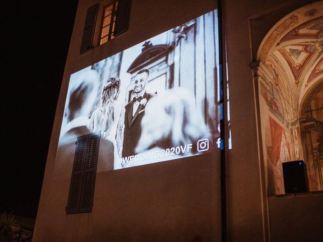 Il matrimonio di Vincenzo e Federica a Parma, Parma 163