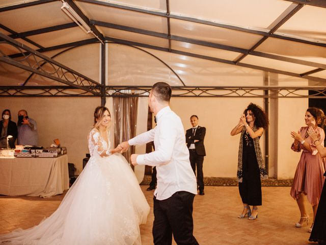 Il matrimonio di Vincenzo e Federica a Parma, Parma 170