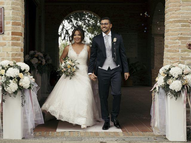 Il matrimonio di Monica e Paolo a Teramo, Teramo 65