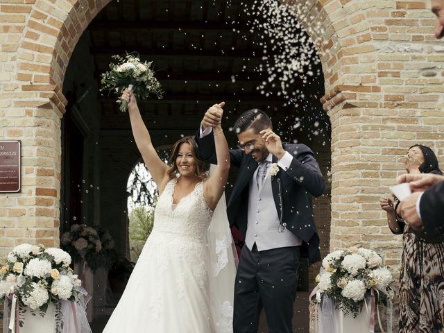 Il matrimonio di Monica e Paolo a Teramo, Teramo 67