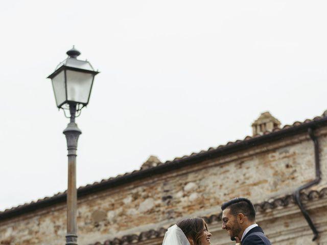Il matrimonio di Monica e Paolo a Teramo, Teramo 78