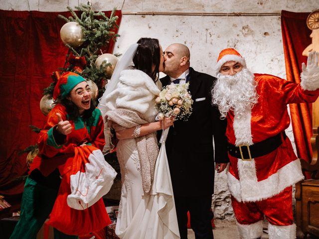 Il matrimonio di Mirco e Isabella a Cortona, Arezzo 7