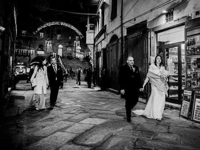 Il matrimonio di Mirco e Isabella a Cortona, Arezzo 8
