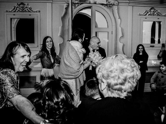 Il matrimonio di Mirco e Isabella a Cortona, Arezzo 11