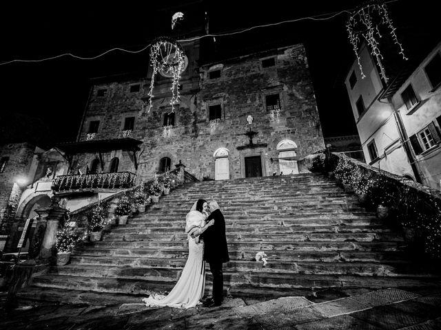 Il matrimonio di Mirco e Isabella a Cortona, Arezzo 12