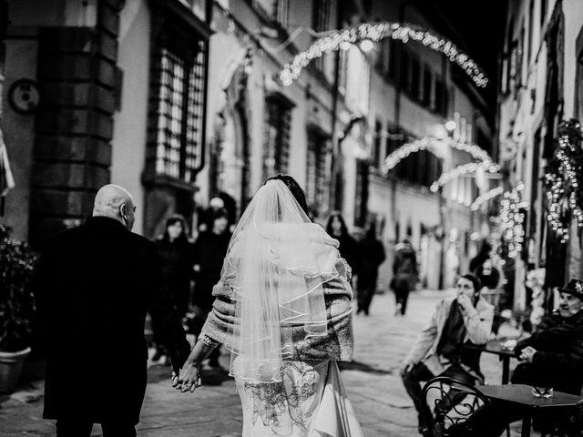 Il matrimonio di Mirco e Isabella a Cortona, Arezzo 13