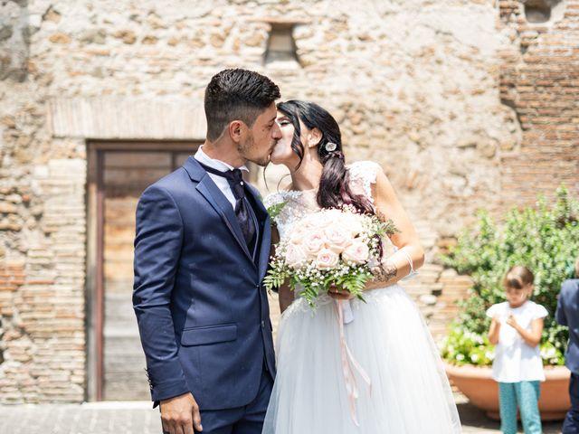 Le nozze di Gabriele e Eliana