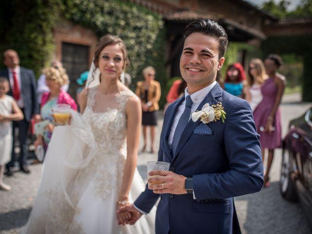 Il matrimonio di Christopher e Daphne a Milano, Milano 22
