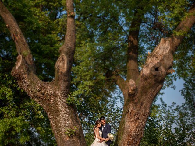 Il matrimonio di Christopher e Daphne a Milano, Milano 31