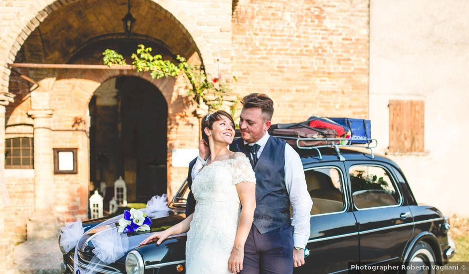 Il matrimonio di Emiliano e Laura a Mariana Mantovana, Mantova
