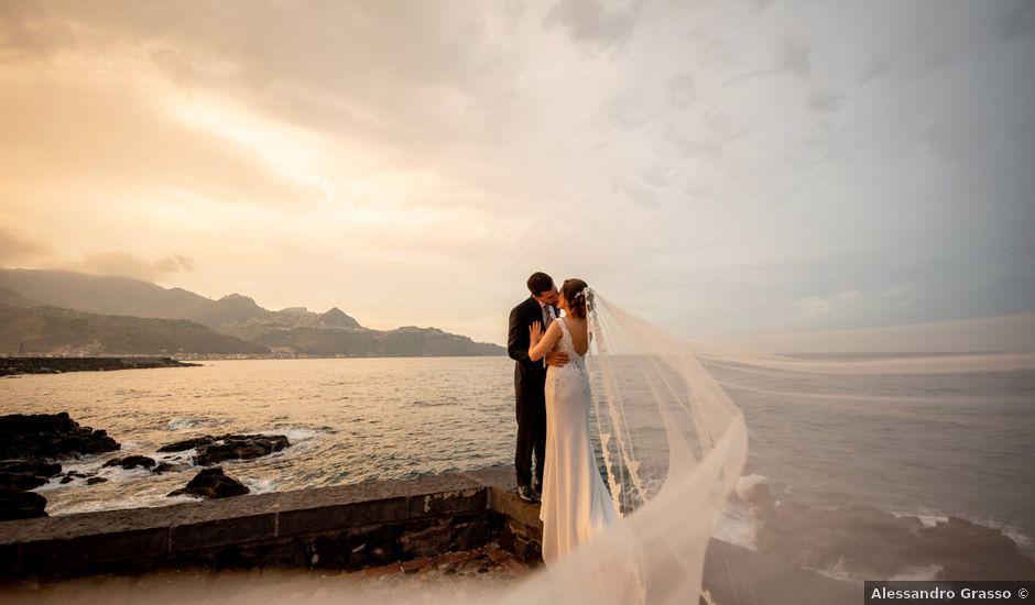 Il matrimonio di Agata e Biagio a Fiumefreddo di Sicilia, Catania