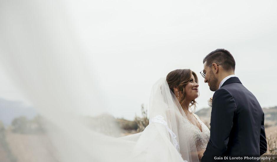Il matrimonio di Monica e Paolo a Teramo, Teramo
