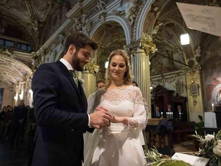 Le nozze di Corinna e Matteo