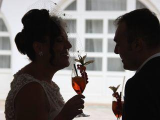 Le nozze di Laura e Damiano