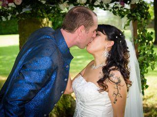 Le nozze di Slavica e Maurizio