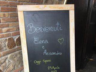 Le nozze di Alessandro e Elena  3