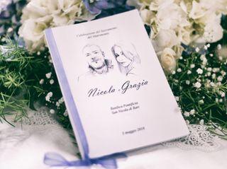 Le nozze di Grazia e Nicola 1