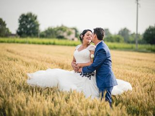 Le nozze di Roberta e Mirco