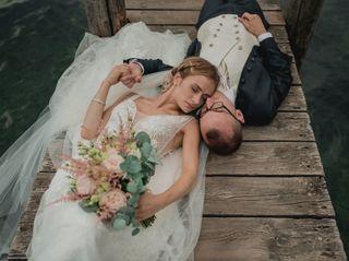 Le nozze di Glenda e Davide