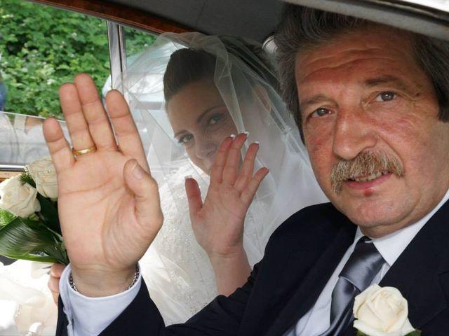 Il matrimonio di Patrizia e Alessandro a Garbagnate Milanese, Milano 1