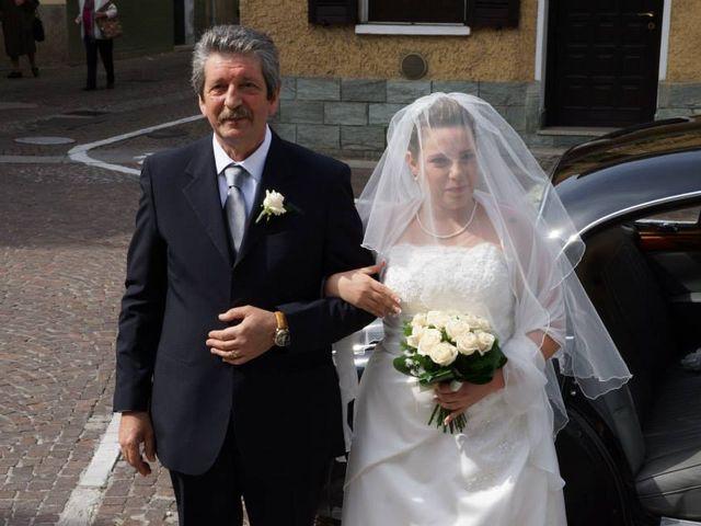 Il matrimonio di Patrizia e Alessandro a Garbagnate Milanese, Milano 17