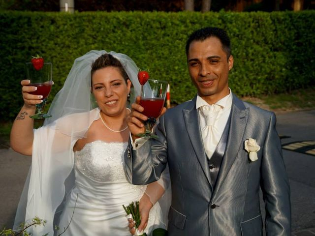 Il matrimonio di Patrizia e Alessandro a Garbagnate Milanese, Milano 25