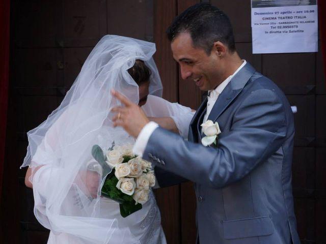 Il matrimonio di Patrizia e Alessandro a Garbagnate Milanese, Milano 28