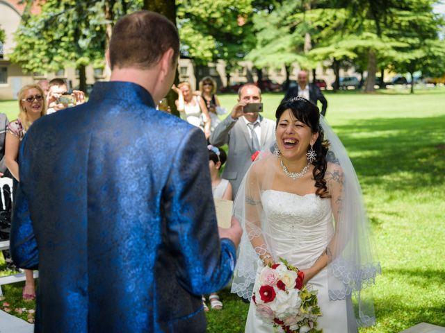 Il matrimonio di Maurizio e Slavica a Udine, Udine 8