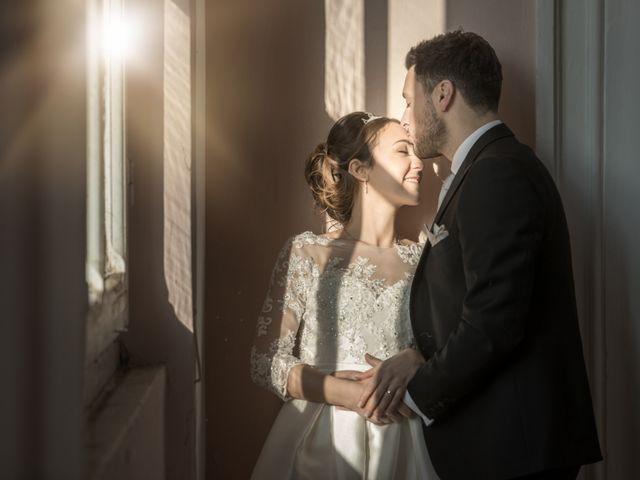 Il matrimonio di Marco e Laura a Fermo, Fermo 1