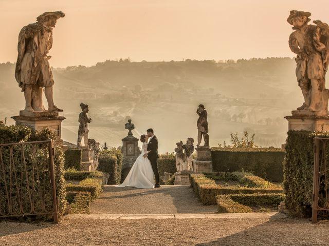 Il matrimonio di Marco e Laura a Fermo, Fermo 9