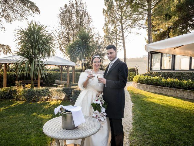 Il matrimonio di Marco e Laura a Fermo, Fermo 20