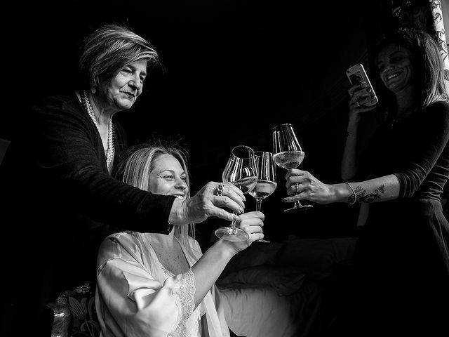 Il matrimonio di Matteo e Corinna a Varese, Varese 10