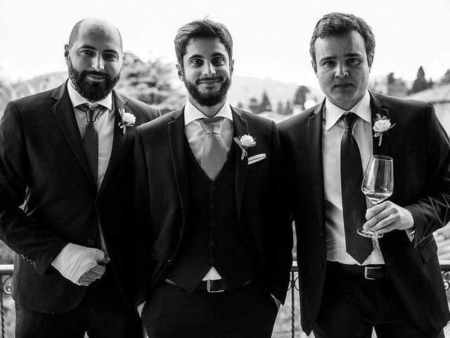 Il matrimonio di Matteo e Corinna a Varese, Varese 15