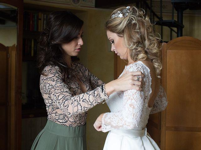 Il matrimonio di Matteo e Corinna a Varese, Varese 25