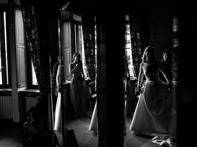 Il matrimonio di Matteo e Corinna a Varese, Varese 28