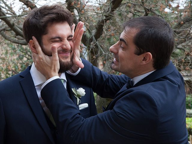 Il matrimonio di Matteo e Corinna a Varese, Varese 33