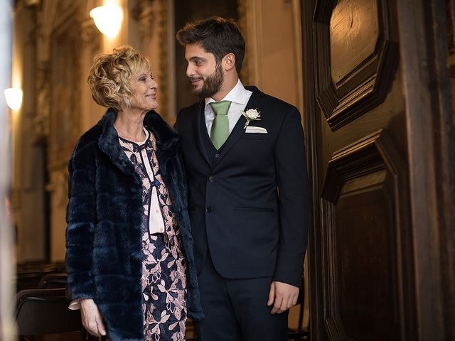 Il matrimonio di Matteo e Corinna a Varese, Varese 35