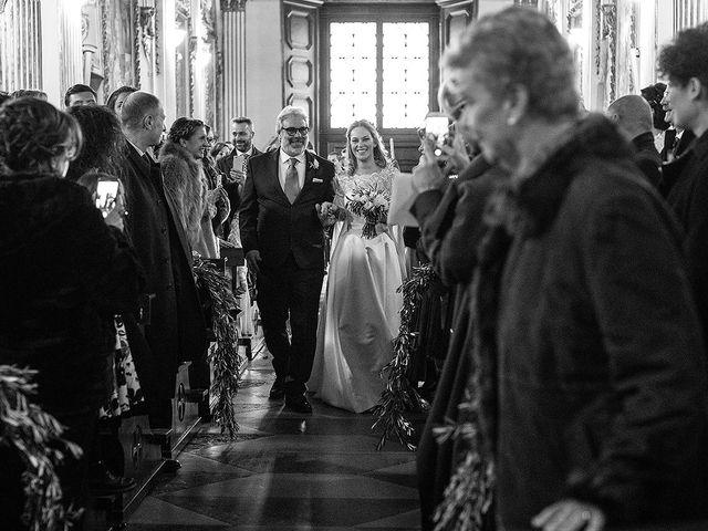 Il matrimonio di Matteo e Corinna a Varese, Varese 39